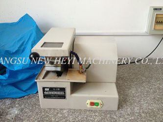 Metallographic sample cutting machine