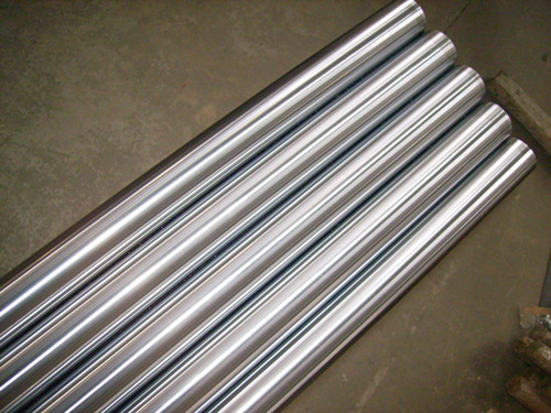 42CrMo4 , 40Cr Chrome Piston Bar Quenched Tempered High Strength