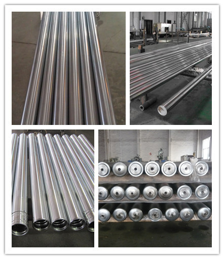 42CrMo4 Hard Chrome Piston Rod Quenched / Tempered for Hydraulic Cylinder
