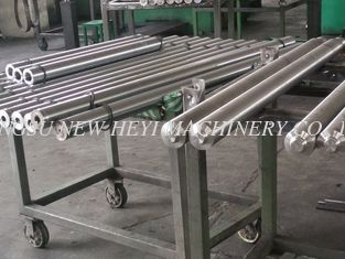 Cylinder Hydraulic Piston Rods Carbon Steel With High Yield Strength