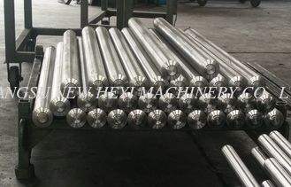 1m - 8m Hydraulic Piston Rods Quenched / Tempered CK45 , 42CrMo4