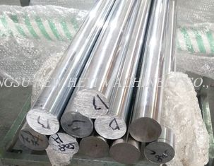 Quenched / Tempered Induction Hardened Rod For Hydraulic Cylinder Length 1m - 8m