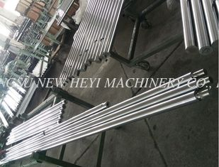 Chrome Plating Induction Hardened Steel Rod / Hardened Shafts