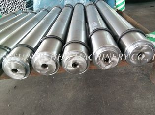 Chrome Plated Hydraulic Cylinder Rod , Hydraulic Cylinder Tube
