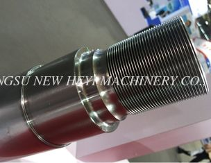 Round CK45 Induction Hardened Rod With Chrome Plating Diameter 6mm - 1000mm