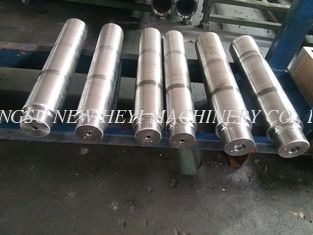 Non - Quenched And Tempered Steel Hydraulic Cylinder Rod Chrome Plated