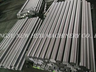 Diameter 35 - 140mm Micro Alloy Steel Piston Rods With Environmental Protection