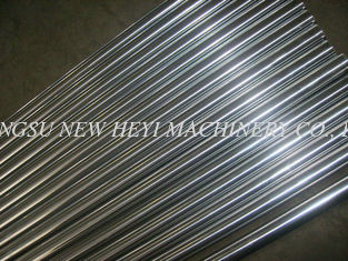 Precision Hard Chrome Plated Piston Rod  WIth High Properties CK45 , ST52 , 40Cr