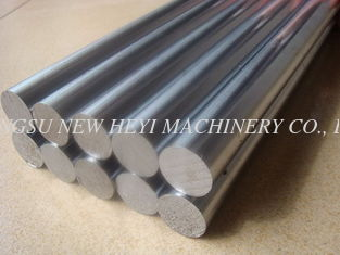 Seamless Custom Tie Rod, Chrome Plated Piston Rod with High Accuracy