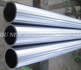 Seamless Hard Chrome Plated Piston Rod , Hollow Round Steel Bar