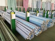 China Chrome Plated Hydraulic Cylinder Rod Diameter 25-250mm Chrom Thickness 20-30 Micron company