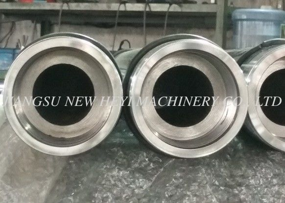 Industrial Hollow Piston Rod , Hard Chrome Plated Piston Rod For Hydraulic Cylinder