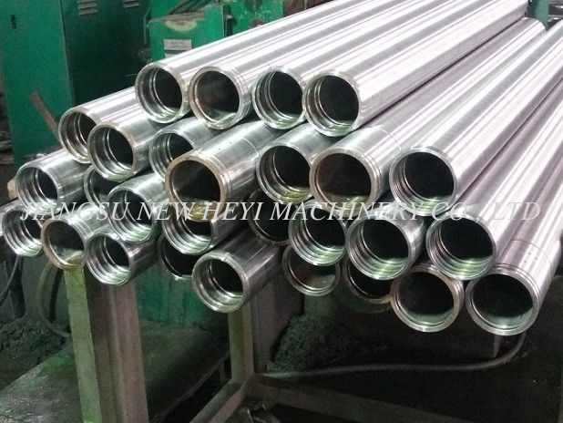 Cold Drawn Hollow Piston Rod , Chrome Plated Bar 6mm - 1000mm