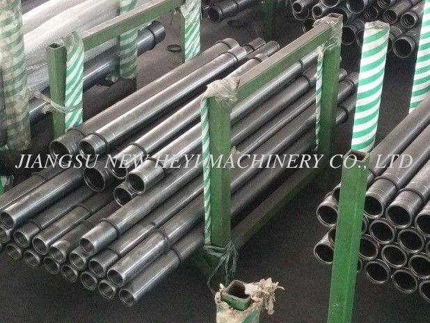 ST52 Cold Drawn Hollow Steel Bar , Aluminum Hollow Bar Chrome Plating