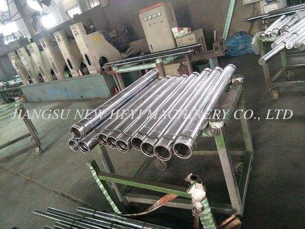 Hydraulic Cylinder Hollow Round Bar Steel Hard Chrome Plated Hollow Bar