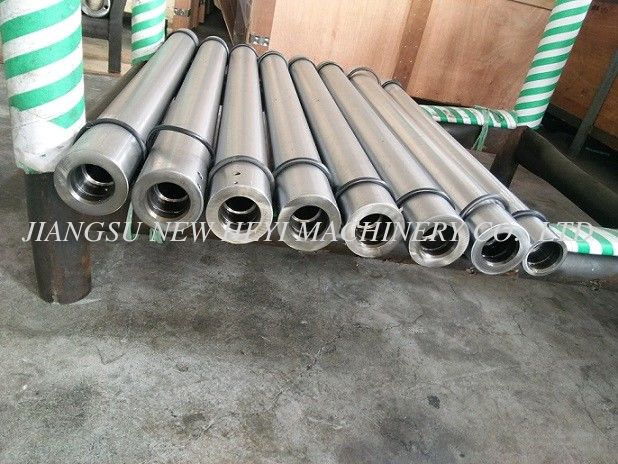 CK45 Quenched / Tempered Hollow Metal Rod With Chrome Plating For Hydraulic Cylinder