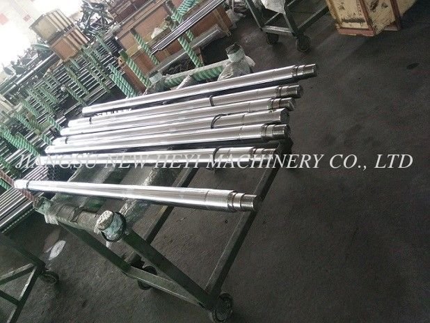 Hydraulic Cylinder Chrome Steel Shaft 6mm - 1000mm High Precision Induction Hardened Rod