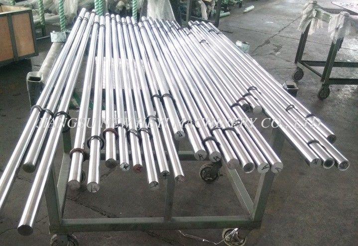 Chrome Plating Custom Tie Rod / Stainless Steel Guide Rods