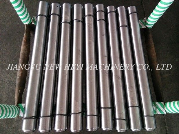 CK45 Pneumatic Piston Rod With Chrome Plating , hollow steel rod