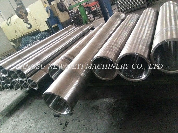 Chrome Plating Micro Alloy Steel Piston Rod With High Properties