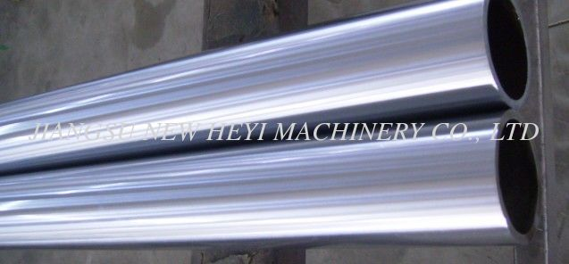90mm Ground Polished Chrome Plated Piston Rod , Cold Drawn Bar
