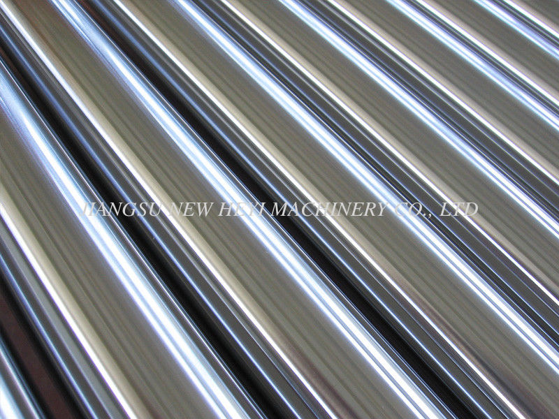 42CrMo4 And 40Cr Chrome Piston Rod / Steel Pipe Bar Chrome Plated