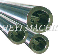 Q345B Seamless Steel Pipe Hollow Rond Bar Cold Drawn Steel Bar For Machining