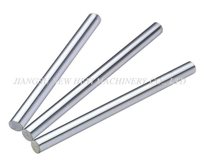 Chrome Plating Hardened Steel Bar / Hydraulic Cylinder Rod With 42CrMo4