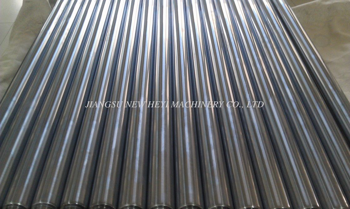 Industry Chrome Plated Piston Rods High Precision With 20MnV6