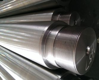 China Tensile Strength > 750 Mpa Chrome Piston Rod For Hydraulic Cylinder distributor