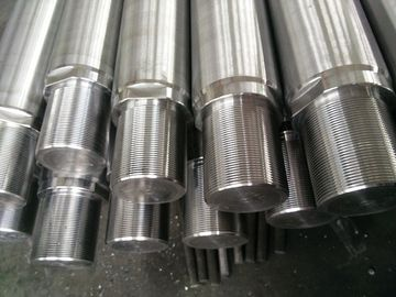 China Super Machine Parts Hydraulic Piston Rod High Yield Strength distributor