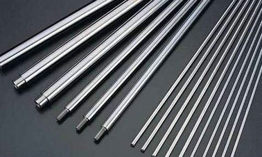 China High Precision Chrome Piston Rod / Chrome Hydraulic Cylinder Rod factory