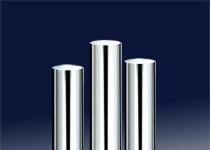 China 1m - 8m Length Chrome Plated Piston Rod , Hydraulic Cylinder Piston Rod distributor
