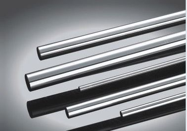 20MnV6 Steel Hard Chrome Plated Piston Rod , Hydraulic Piston Rod