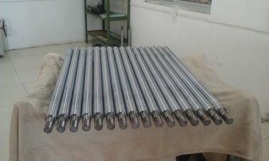 China Customized Chrome Plated Hydraulic Cylinder Piston Rod With Heat Treatment factory