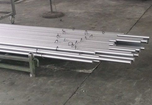 Hard Chrome Plated Hydraulic Piston Rods Steel High Tensile Strength