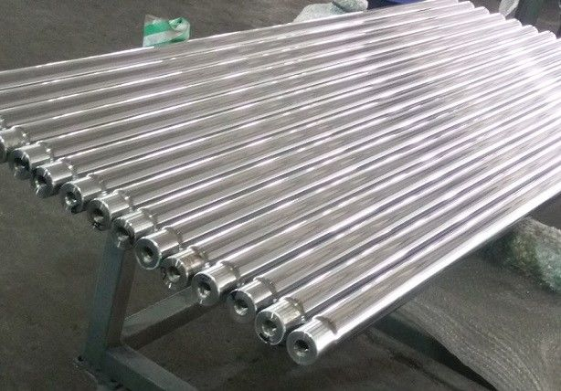 CK45 Hard Chrome Plated Rod For Hydraulic Cylinder , Tempered Rod