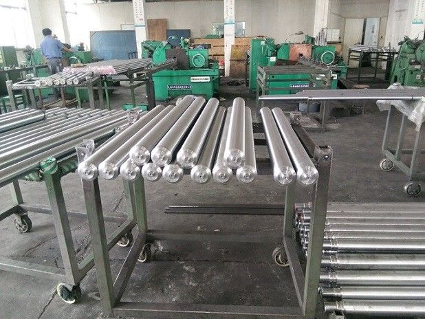 20MnV6 Hard Chrome Plated Bar For Heavy Machine Length 1m - 8m