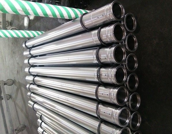 Customized CK45 / ST52 Hollow Round Bar For Hydraulic Cylinder