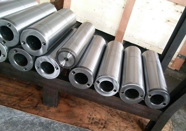 CK45 Ground Hollow Metal Rod For Hydraulic cylinder Length 1000mm - 8000mm