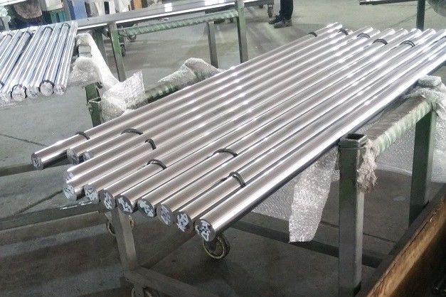 Heat Treatment Induction Hardened Bar For Hydraulic Cylinder