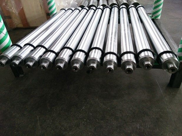 Induction Hardened Hydraulic Cylinder Rod Quenched / Tempered