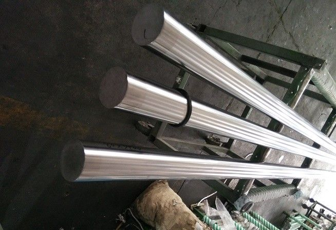 Hot Rolled Hydraulic Cylinder Rod Chrome Plating 6mm - 1000mm