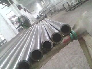 Hollow Chrome Plated Steel Pipe Bar 20micron - 30 micron High Yield