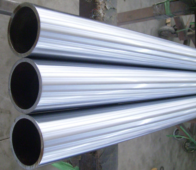 CK45 Seamless Chrome Plated Piston Rod Hard for Hydraulic Cylinder
